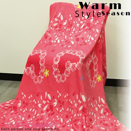 伊柔寢飾 法蘭絨四季空調毯/保暖毯/多功能毯-FH10