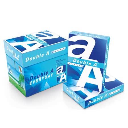 Double A  70P A4 影印紙/多功能紙 (5包x5箱)