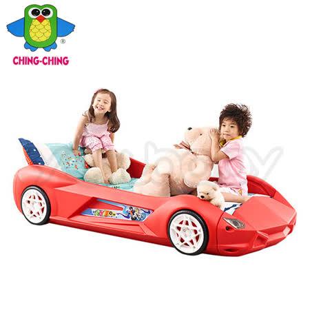 親親 酷炫跑車床/兒童傢俱/兒童床/賽車造型床
