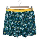 【sloggi men】寬鬆系列 針織印花平口內褲 M-XL(綠)