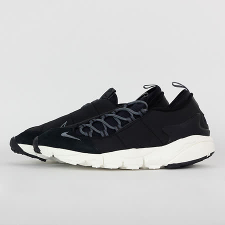 NIKE 男 NIKEAIR FOOTSCAPE NM 休閒鞋 經典 黑 852629002