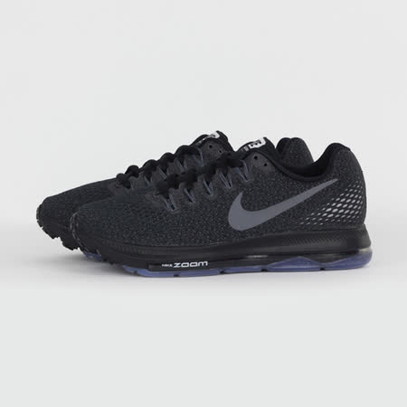 NIKE 女 WMNS NIKE ZOOM ALL OUT LOW 慢跑鞋 黑 878671001