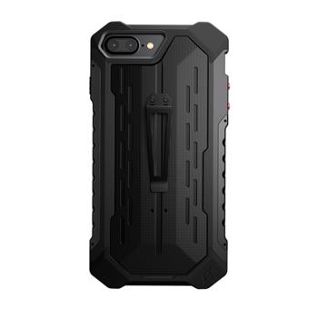 美國 Element Case iPhone 7 系列 Black Ops 強化防摔手機保護殼 - 黑