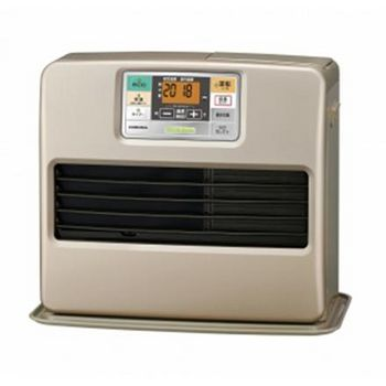 日本CORONA 《買就送自動加油槍》自動溫控煤油暖爐/暖氣機 FH-TS572BY_CP20
