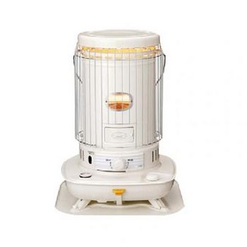 日本CORONA 《買就送自動加油槍》古典圓筒煤油暖爐 SL-66_CP20