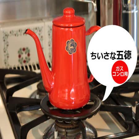 日本製 日本五德 瓦斯爐灶口腳架 灶口縮小墊片 耐熱陶瓷
