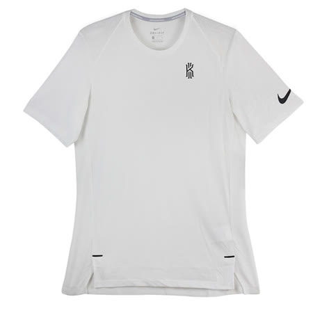 NIKE 男 AS KYRIE M NK TOP SS 短袖 白 839498100