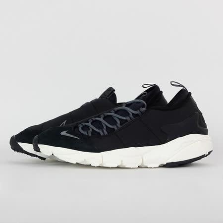 NIKE 男 NIKE AIR FOOTSCAPE NM 休閒鞋 經典 黑 852629002