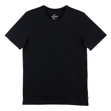 NIKE 男 SB CTN ESSENTIAL TEE 短袖 黑 844806010