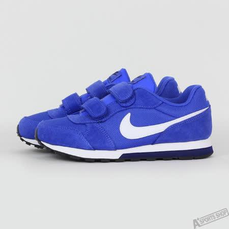 NIKE 男 MD RUNNER 2 (TDV) 休閒鞋 藍 806255406