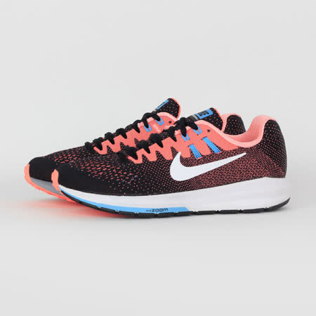 NIKE 女 WMNS AIR ZOOM STRUCTURE 20 休閒鞋 849577001