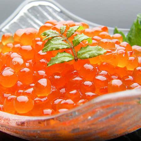 【築地一番鮮】日本北海道醬漬鮭魚卵(原裝500g/盒)免運組
