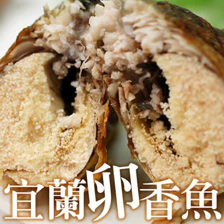 【築地一番鮮】宜蘭特選爆卵香魚(約200g/尾)-任選