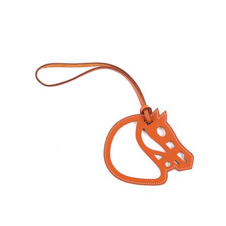 【HERMES】馬頭造型BIRKIN Charm吊飾掛飾