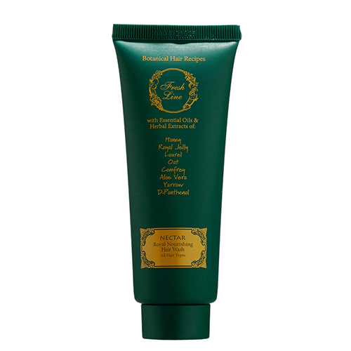 Fresh Line 花蜜洗髮露75ml(使頭髮健康與豐盈)