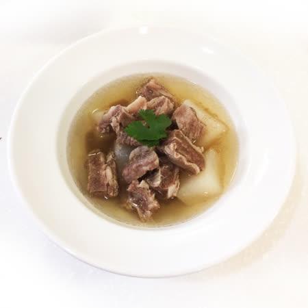 【寶島福利站】 清燉牛肋生鮮食材組2組(250G+-10%/包/2~3人份)