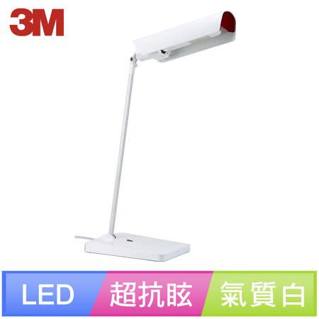 【3M】58度LED博視燈ML6000桌燈(氣質白)