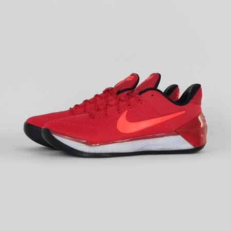 NIKE 女 KOBE A.D. (GS) 籃球鞋 紅 869987608