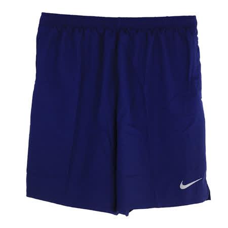 NIKE 男 AS 7 PHENOM 2-IN-1 SHORT 短褲 深藍 683280429