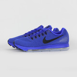 NIKE 男 NIKE ZOOM ALL OUT LOW 慢跑鞋 藍 878670400