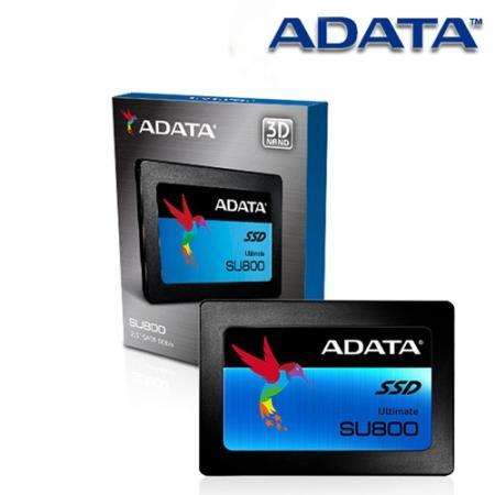 ADATA 威剛 SU800 256GB SATA 2.5吋 SSD 固態硬碟 / 3年保