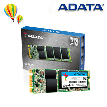 ADATA 威剛 SU800 128GB M.2 2280 (SATA Mode) SSD 固態硬碟 / 3年保