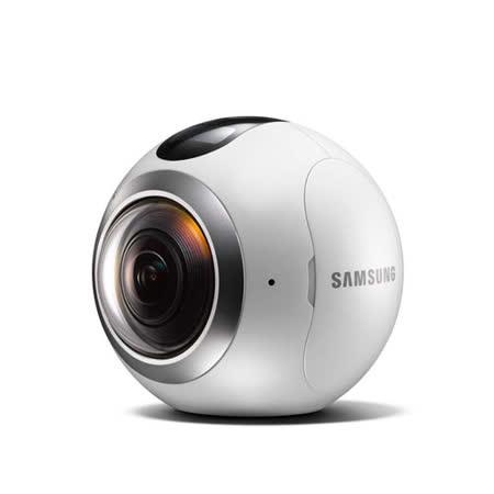 Samsung Gear 360 CAM環景攝影機