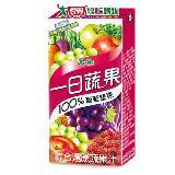 M-波蜜100%葡萄蔬果汁TP160ml*6