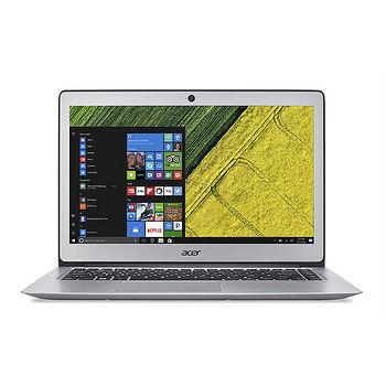 Acer SF314-51-56Y2 14吋FHD/i5-7200U/8GB/256GBSSD 極輕薄筆電(銀) -加贈清潔組/鍵盤保護膜/滑鼠墊/64GB隨身碟/ACER無線滑鼠