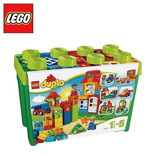 LEGO L10580 樂高R 豪華樂趣箱