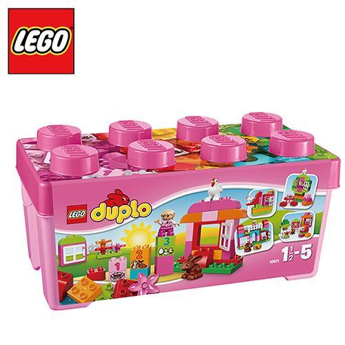 LEGO L10571 樂高R 多合一粉紅樂趣