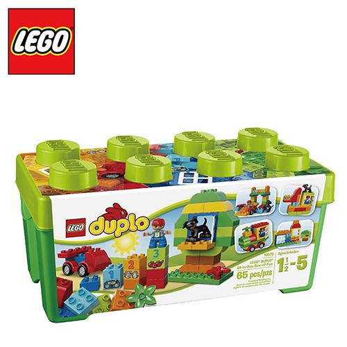 LEGO L10572 樂高R 多合一綠色樂趣箱