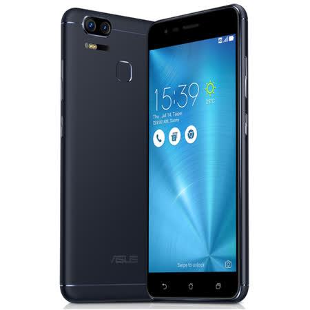 ASUS ZenFone 3 Zoom 5.5吋4G/64G ZE553KL雙鏡頭12倍變焦手機LTE-送玻璃保護貼+視窗皮套+4500行動電源(額定容量2200mAh)