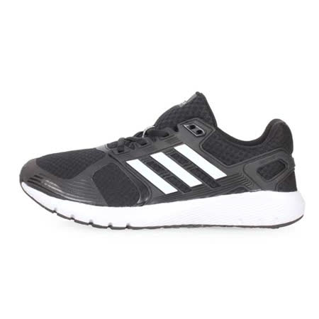 (男) ADIDAS DURAMO 8 M 慢跑鞋-路跑 黑白