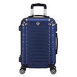 MYTRAVEL典範行李箱24吋-鑽藍