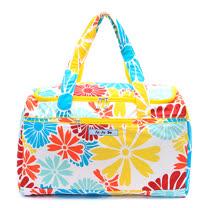 【美國Ju-Ju-Be媽咪包】Starlet 旅行袋-FlowerPower春神的花籃
