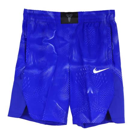 NIKE 男 AS KOBE M NK FLX SHORT HPRELT 籃球褲 藍 831379452