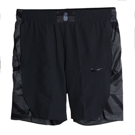 NIKE 男 AS KYRIE M NK FLX SHORT HPRELT 籃球鞋 黑 831385010