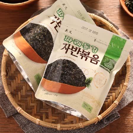 【韓國】正宗海苔酥-原味(40g)