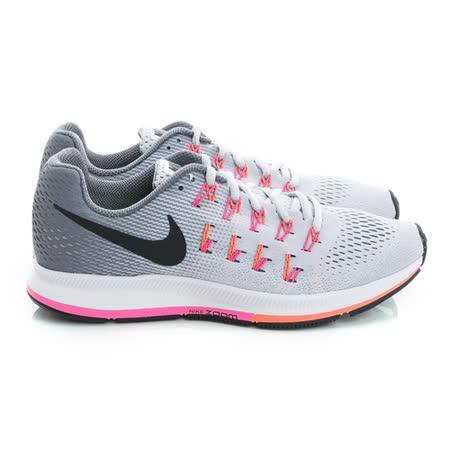 NIKE 女鞋 慢跑鞋 灰黑 831356006