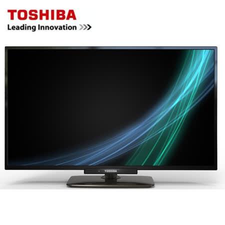 TOSHIBA東芝 32吋LED液晶螢幕顯示器 (24P2650VS),不含安裝僅舊機回收