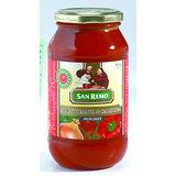 聖雷蒙頂級麵醬蕃茄甜椒口味500g