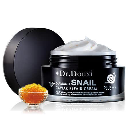 Dr.Douxi朵璽 晶鑽蝸牛魚子修護乳霜 10g升級版  2入