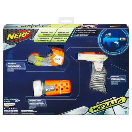 《 NERF 樂活打擊 》打擊者自由模組系列 - 夜間任務升級套件