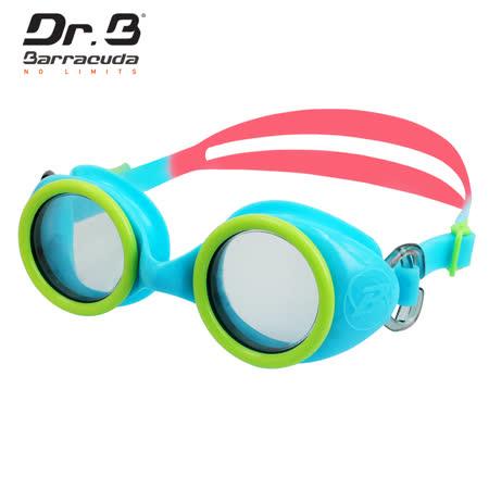 美國巴洛酷達Barracuda光學度數泳鏡巴博士Dr.B#91395 WIZARD