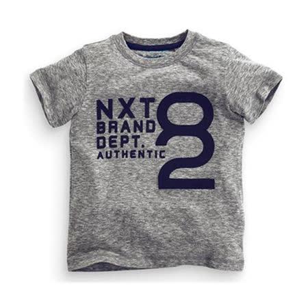 上衣 男童 简约设计感 欧美经典儿童纯棉短袖T恤(T085)