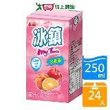 泰山冰鎮水果茶TP250ml*24