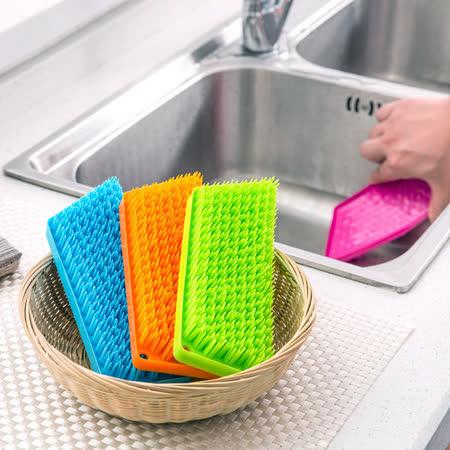 【PS Mall】軟性清潔刷水槽凹槽清洗縫隙刷 2入 (J1700)