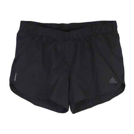ADIDAS 女 RS SHORT W 短褲黑 S98396