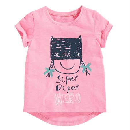 上衣 女童 HERO女 歐美經典兒童純棉短袖T恤(T103)